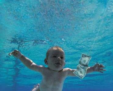 Nevermind Baby Sues Nirvana, Alleging Child Pornography