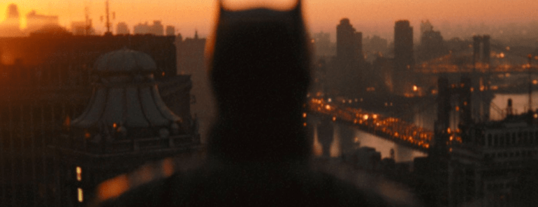 Matt Reeves Shares a New Shot of 'The Batman' Ahead of DC FanDome Trailer This Weekend