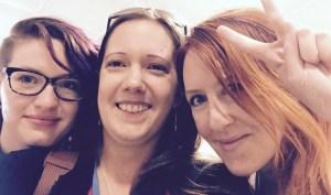 Megan Leigh, Charlotte Bond, Lucy Hounsom