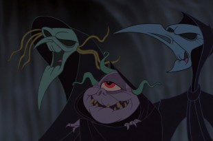 The Fates from Disney's Hercules