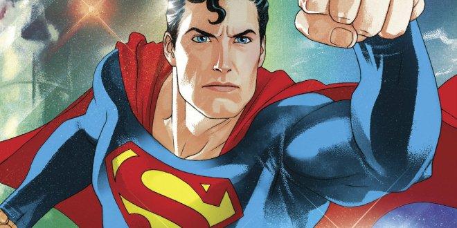 Superman: A major Marty Stu