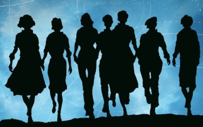 Five questions with Mary Robinette Kowal