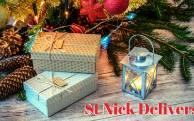 Original fiction: St Nick Delivers
