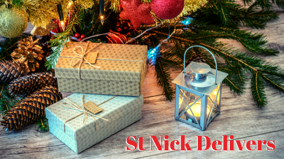 Original fiction: St Nick Delivers