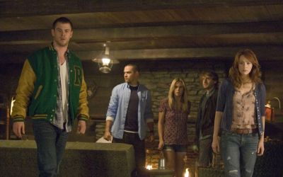The Cabin in the Woods: horror, comedy & choice