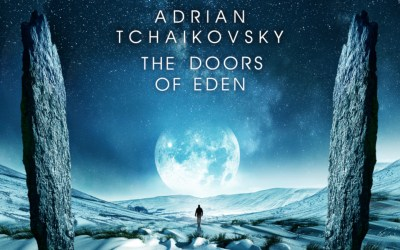 Review: The Doors of Eden by Adrian Tchaikovsky