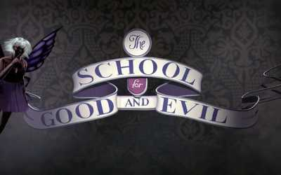 Review of The School for Good and Evil by Soman Chainani