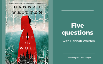 Five questions with Hannah Whitten