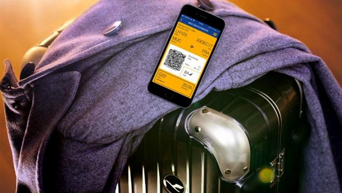 Lufthansa launches automatic check-in for all flights in Europe 1