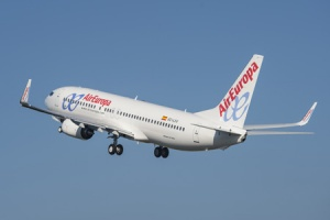 Air Europa launches first direct flight linking Spain and Honduras