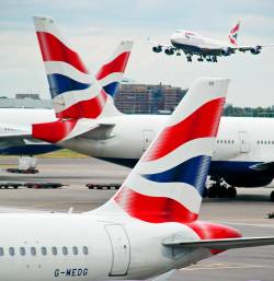 BA launches high life for South Africa