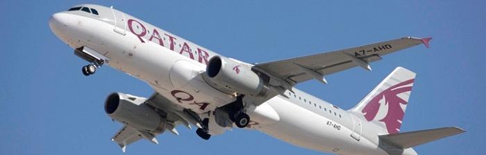 Qatar Airways touches down in Australian capital Canberra 1