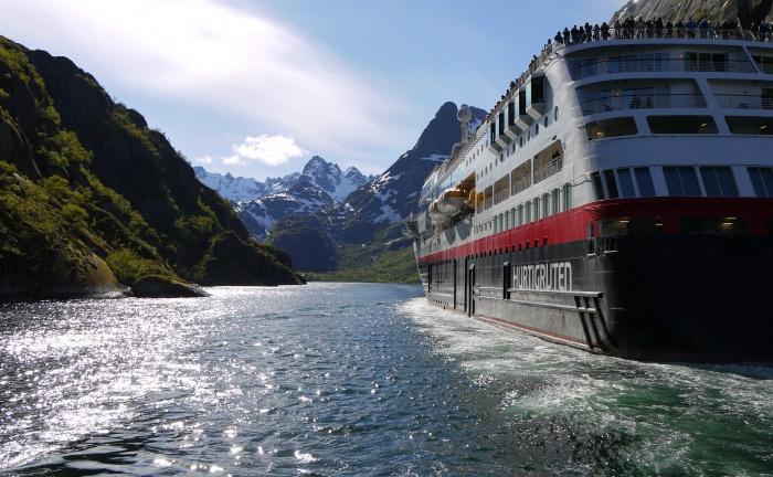 Hurtigruten unveils more detail on Dover sailings 1