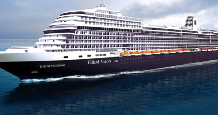 Nieuw Statendam completes sea trials ahead of launch 1