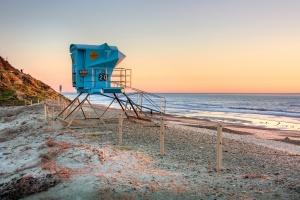 Take a Trip to South Ponto Beach