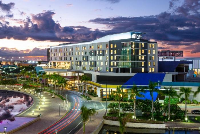 Aloft San Juan takes brand into Caribbean 1