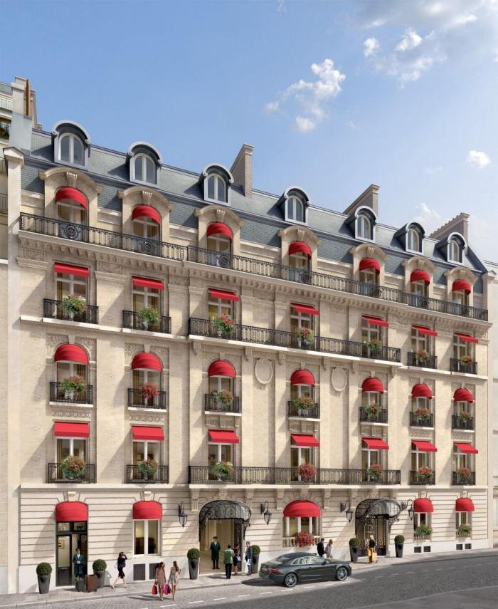 Ascott welcomes La Clef Champs-Élysées Paris to Crest Collection 1