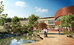 Center Parcs selects Woburn Forest for fifth village