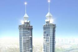 JW Marriott Marquis Hotel opens in Dubai