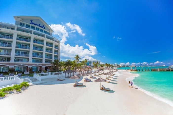 Sandals Royal Bahamian to welcome World Travel Awards in January 1