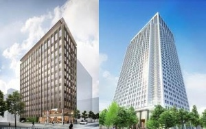 Marriott International signs two new Edition properties in Japan