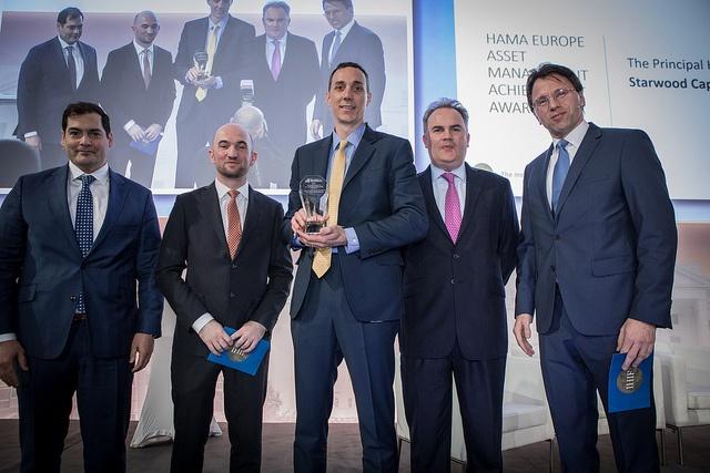 IHIF 2019: Starwood Capital Group takes HAMA Europe Asset Management Award 1