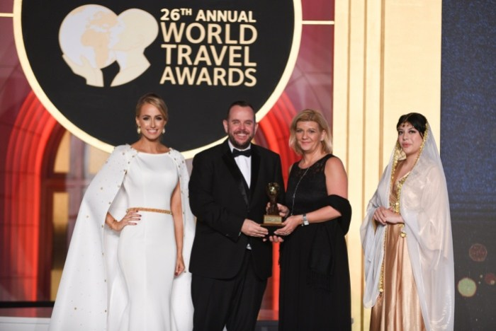 DFDS defends global title at World Travel Awards 1