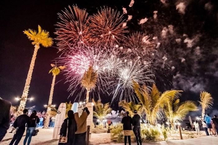 Fireworks galore for Dubai Shopping Festival 1