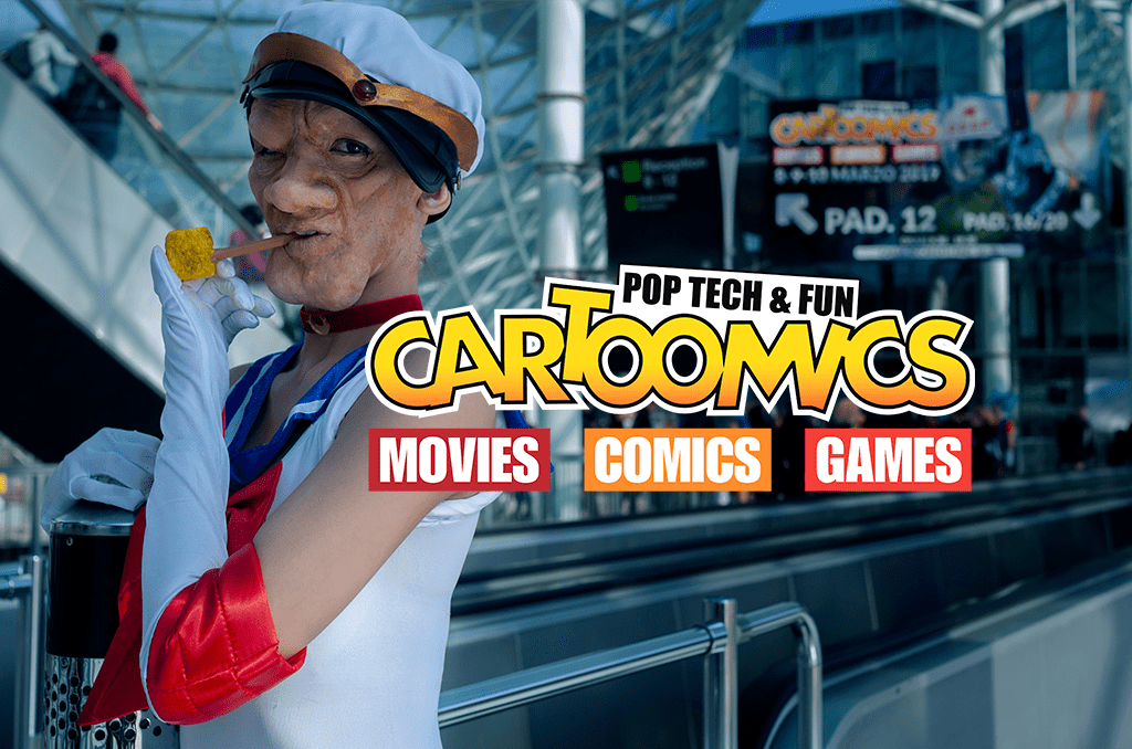 Cartoomics 2019, un weekend #nerd a Milano