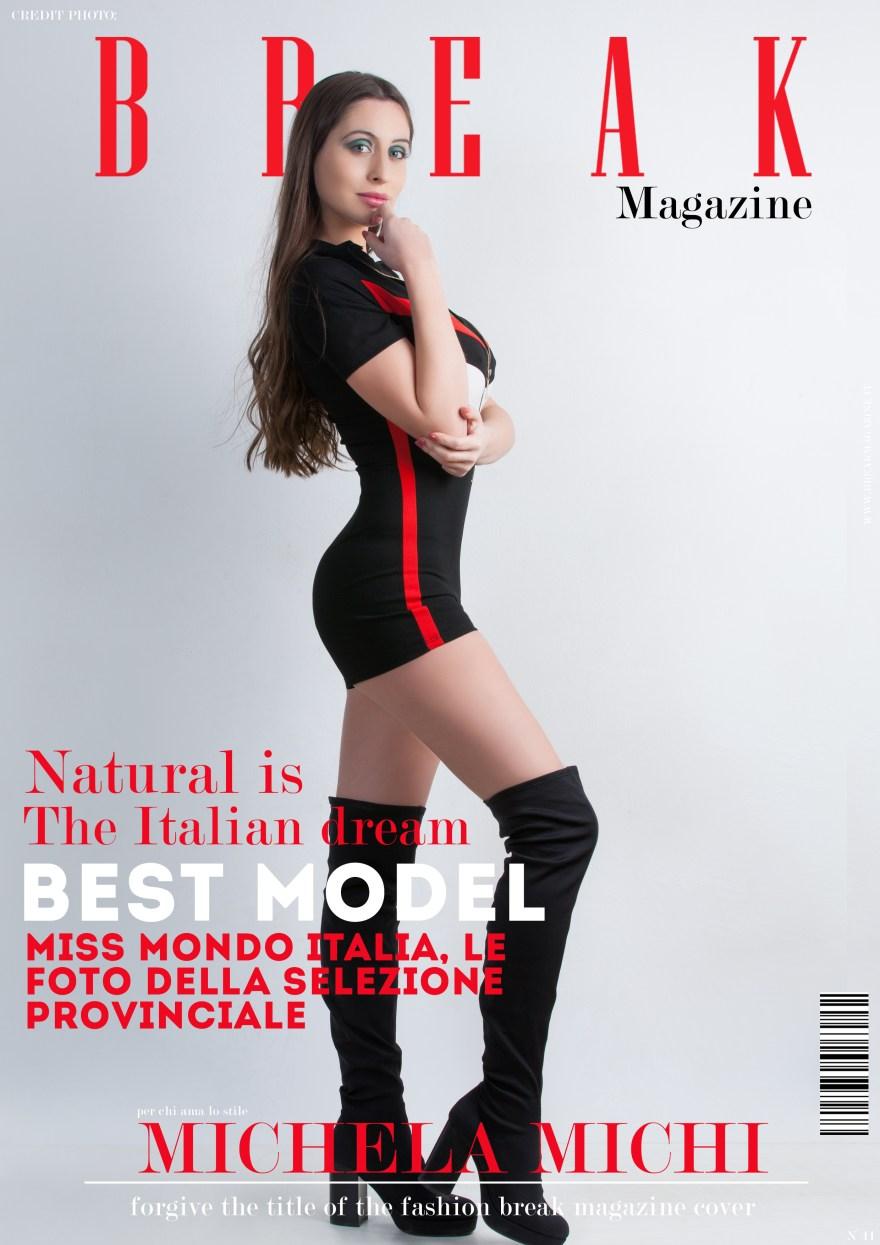 Michela Michi cover