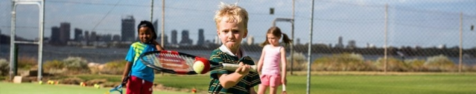 childrens tennis lessons perth