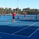 School holiday Tennis clinic in Perth