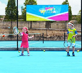 Private Tennis Coaching Perth