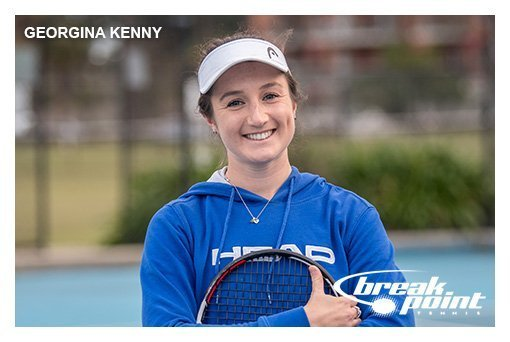 Break Point Tennis coach: Georgina