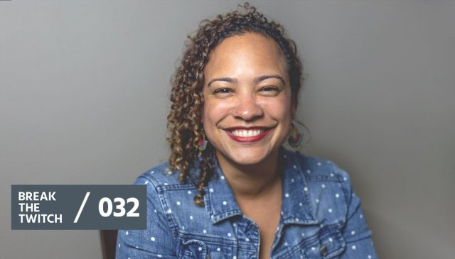 Laura Pena Podcast Break the Twitch
