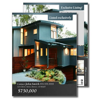 Real Estate Brochures