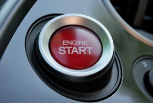 When nobody else is pushing the button, maybe that means you're the one who's supposed to do it!