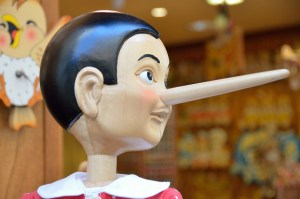 Your prospect, the liar!