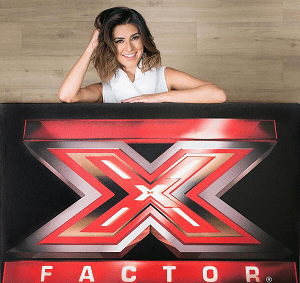 fernanda paes lemes the x factor