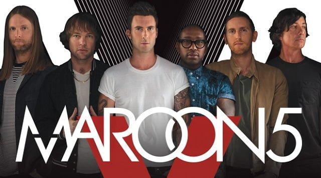 maroon 5 é a primeira atração confirmada do rock in rio 2017