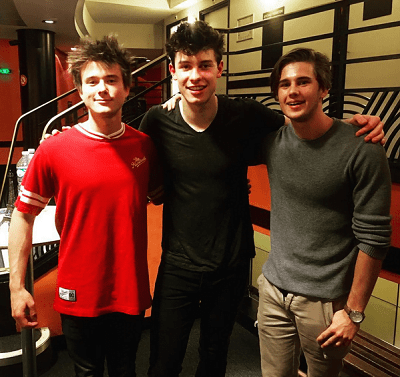shawn mendes e joel adams