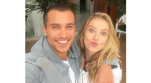 Ricardo Vianna e Barbara França (Reprodução/Instagram)