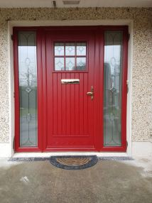 Palladio Dublin Door With Sidelights Brealey Windows
