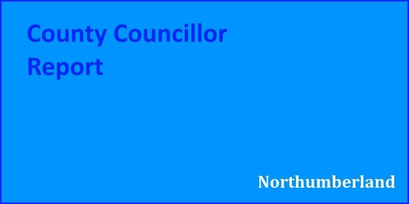 County Councillor Report Conservative header