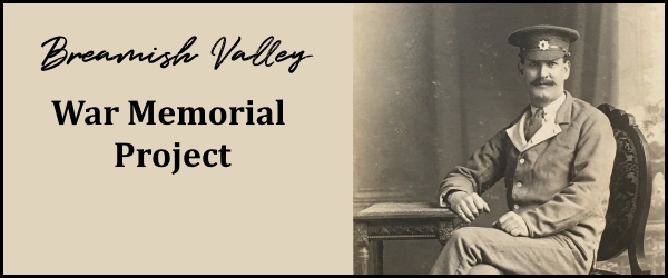 Breamish Valley War Memorial Project icon