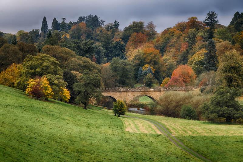 Lion Bridge Autumn 2017 Graham Williamson