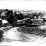 View of Powburn from Glanton bank