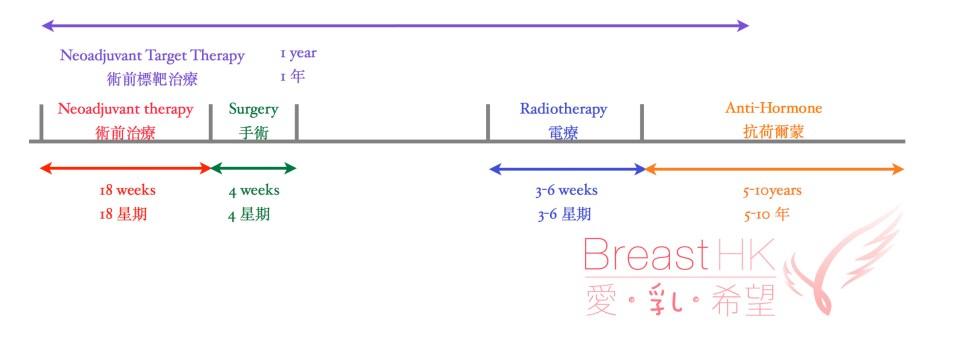 乳癌三期治療攻略