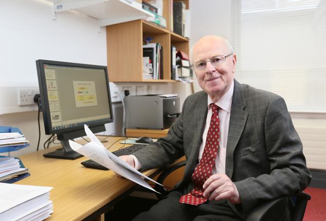 Prof Joe Duffy