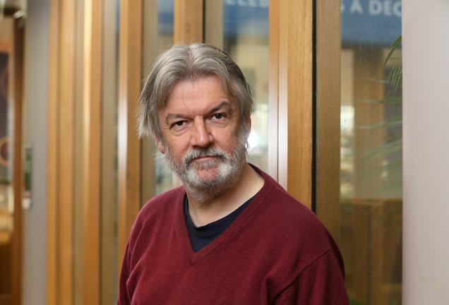 Professor Des Higgins